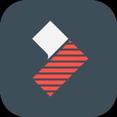FilmoraGo - Free Video Editor icon