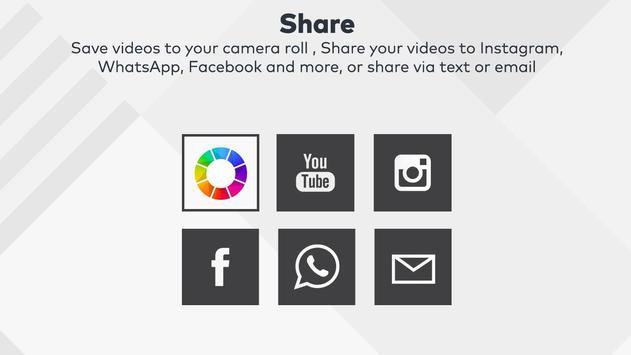 FilmoraGo - Free Video Editor apk screenshot