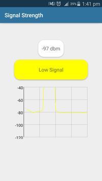 Cell Signal Strength Info screenshot 3