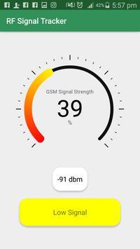 RF Signal Detector - RF Detector screenshot 1