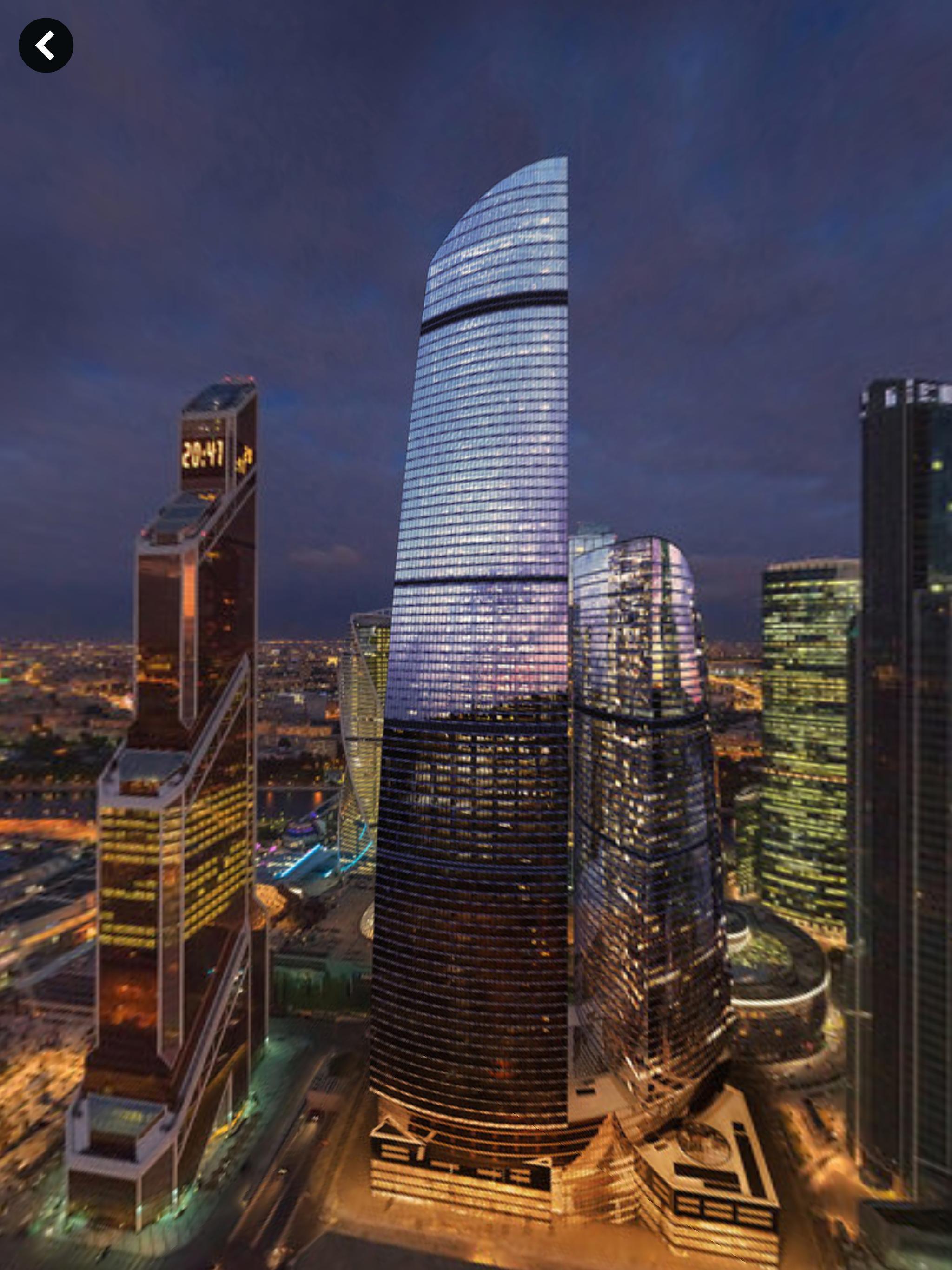 как выглядит башня федерация фото главную награду