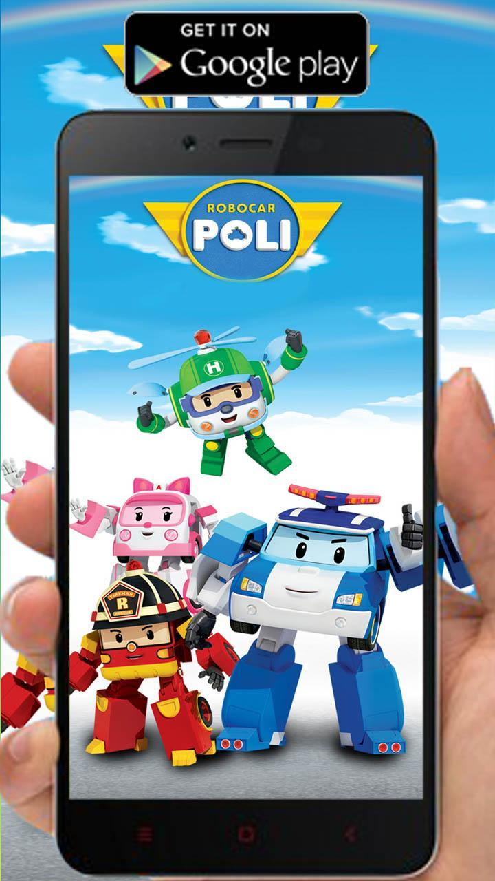 Robocar Poli Wallpaper Hd For Android Apk Download
