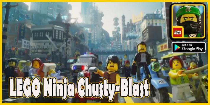 Slixia LEGO Ninja: Chrusty Blast apk screenshot