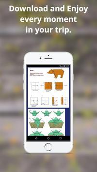 Origami Flowers 3D screenshot 4