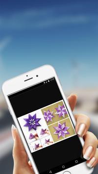 Origami Flowers 3D screenshot 1