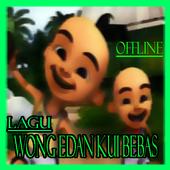 Lagu Wong Edan Kui Bebas Versi U Dan I icon