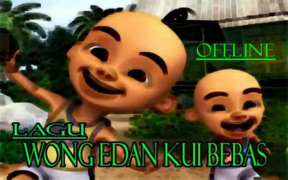 Lagu Wong Edan Kui Bebas Versi U Dan I screenshot 2