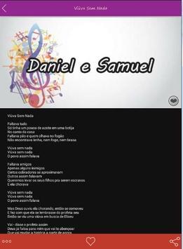 Daniel e Samuel Letras Top screenshot 2