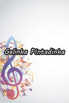 Galinha Pintadinha Letras Top poster