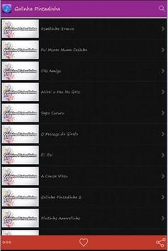 Galinha Pintadinha Letras Top apk screenshot