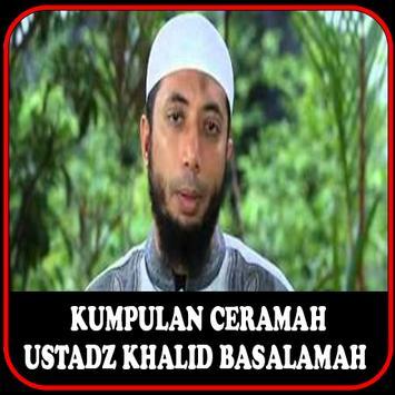 Ceramah Khalid Basalamah Mp3 Terbaru screenshot 2