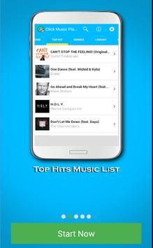 Click Music Player apk screenshot