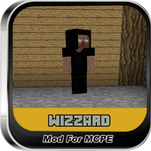 Wizzard Mods For mcpe icon