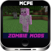 Zombie Mods For mcpe icon