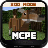 Zoo Mods Mods For mcpe icon