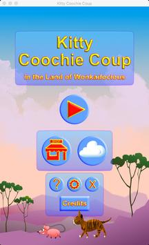 Kitty Coochie Coup poster