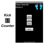 Kick Counter 1.5 icon