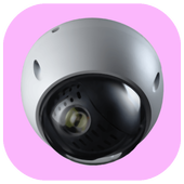 Zoom HD Camera Shape icon