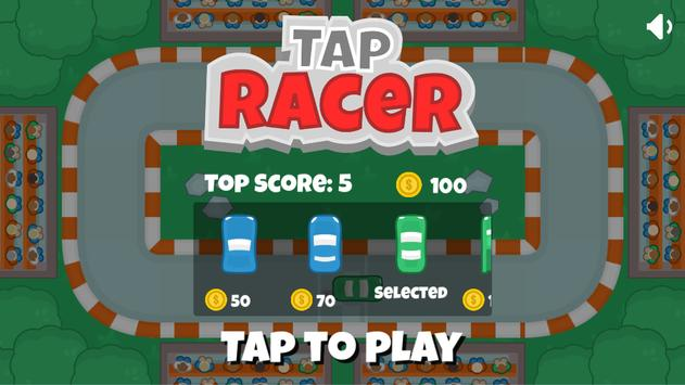 Tap Racer poster