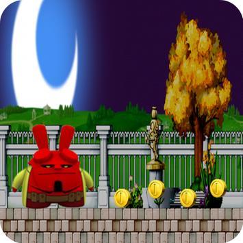 Running Subway Spider Rabbit apk screenshot