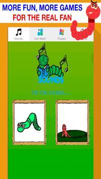 worm games free for kids screenshot 10