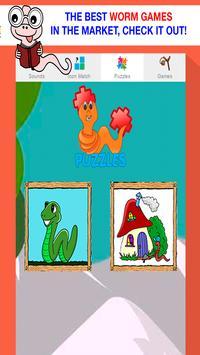 worm games free for kids screenshot 4