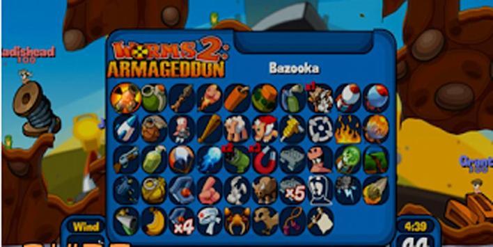 Free Worms 2: Armageddon Guide screenshot 1