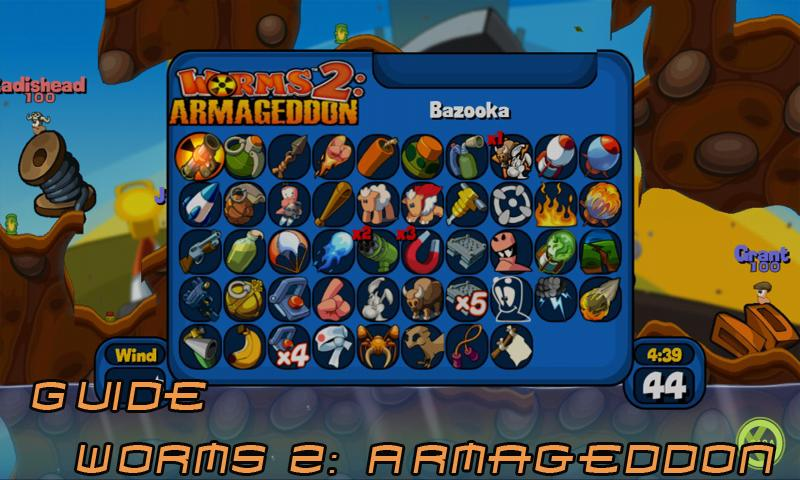 Guide Worms 2: Armageddon for Android - APK Download