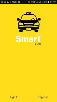 Smartcar chauffeur poster
