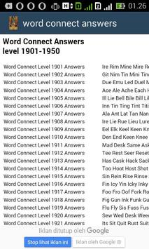 word connect answers screenshot 4