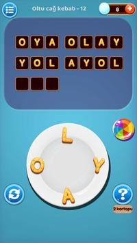 Kelime Türet Bulmaca Oyunu screenshot 1