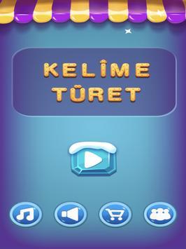 Kelime Türet Bulmaca Oyunu screenshot 5