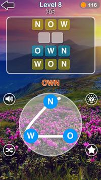 Word Connect-Crossword Jam : New Wordscapes Puzzle screenshot 2