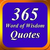 Icona Wisdom Quotes