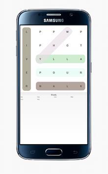 Word Search 2016 screenshot 3