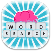 Word puzzle, Word search icon