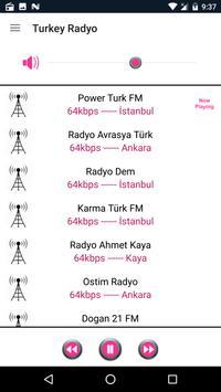 Turkey Radyo screenshot 3