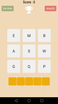 Word Up Brain Puzzle apk screenshot