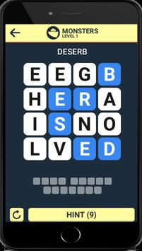 Word Crossy WordScapes Search Connect Crossword screenshot 4
