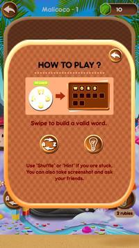 Word Beach - Word Connect Games screenshot 11