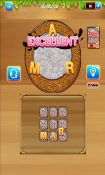 Word Connect ¤ - Wordcookies Cross Challenge screenshot 1