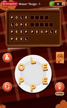 Word Cookies - Word Connect Free poster