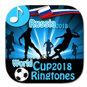 World cup 2018 ringtones icon