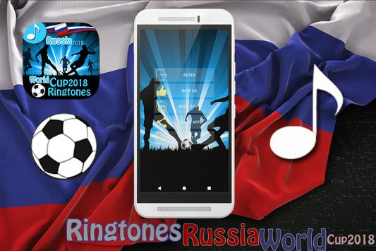 World cup 2018 ringtones screenshot 2