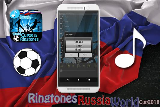 World cup 2018 ringtones screenshot 4
