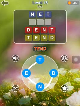 Word Chums Puzzle - Infinite Crossword Search Game screenshot 4