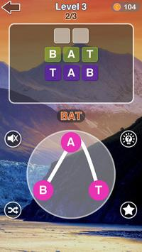 Word Chums Puzzle - Infinite Crossword Search Game screenshot 1