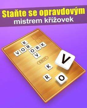 Slovo Křížek poster