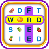 WORD SEARCH - FRUITS VEGETABLE icon