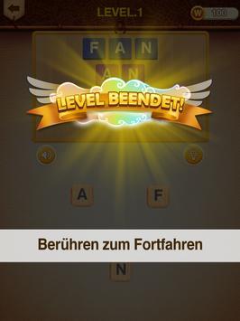Wörter Guru - Worträtsel suchen auf Deutsch screenshot 6